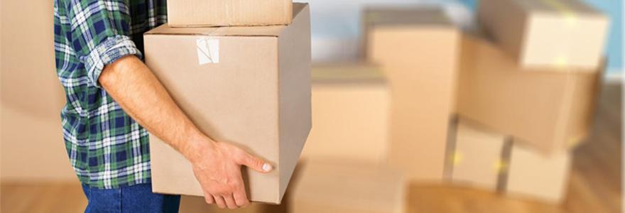 matériel d'emballage pour déménagement